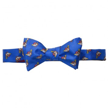 WM. Lamb & Son - Duck Diver Bow - Blue